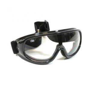 Women's Curved & Streamlined Goggles **CLEAR**