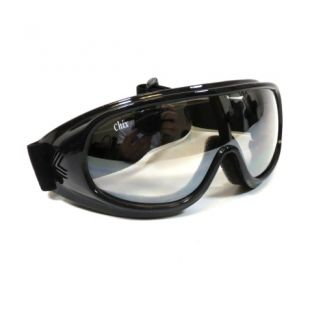 Women's Curved & Streamlined Goggles **SMOKE**