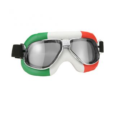 Nannini Cruiser Goggles Italy Flag