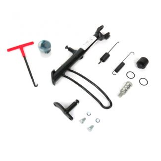 DELUXE ORIGINAL PIAGGIO SIDESTAND KIT 2014 AND NEWER GTS/SUPER/GTV