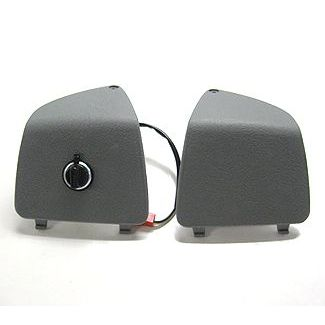 GT/GTS/GTV Power Plug In GRAY Pair **Closeout**
