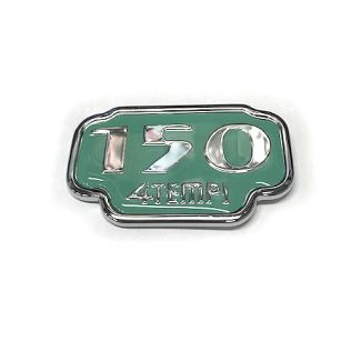 BADGE (EMBLEM) FOR GLOVE BOX DOOR ET4 150 4 TEMPI (577124)