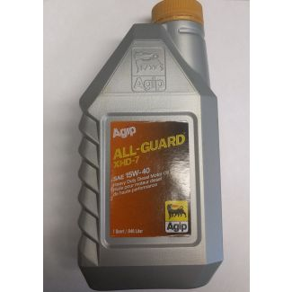 Agip 15W40 Oil For Most Kymco-Sym-Genuine-Yamaha Scooters