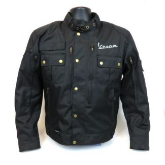 Embroidered Steve McQueen Replica Riding Jacket