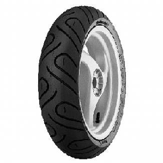 Mounted Tire