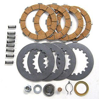 PX Clucth Rebuild Kit w/Cosa Style Clutch 1996-2008