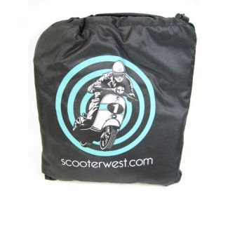 ET LX LXV Vespa S Primavera Sprint and More Water Proof Scooter Cover By SCOOTERWEST.com