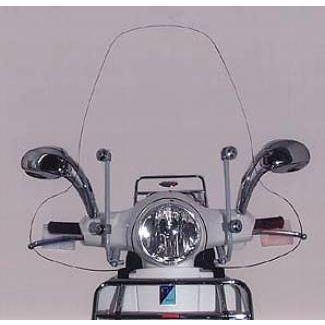 LX50 LX150 Large Windshield by Faco