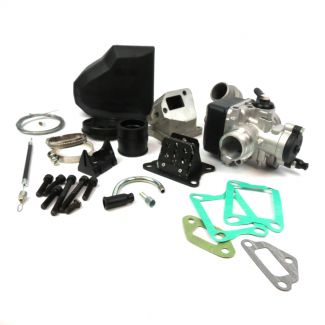 Malossi 25mm Carburetor/Reed Kit For Small Frame