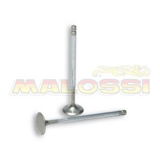 Pair of Exhaust Valves for Malossi 4 Valve Cylinder Head
