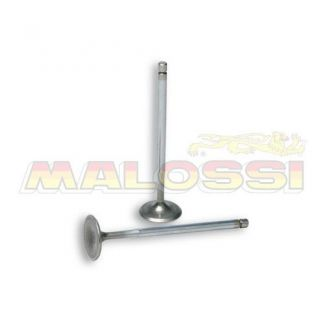 Pair of Intake Valves for Malossi 4 Valve Cylinder Head