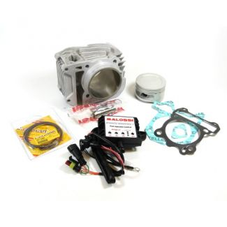 Malossi 187cc Cylinder Kit w/ CDI Mapper Injected LX150 S150