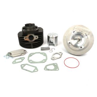 Malossi 135cc Cylinder Kit w/Head For Vespa Small Frame