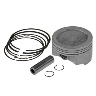 74MM PISTON W/ RINGS AND WRIST PIN-(M3111473 CYLINDER KIT)-GT200 GTS250 WITH MALOSSI KIT