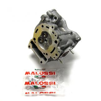 Malossi 4 Valve Cylinder Head for Liquid Cooled Vespa/Piaggio