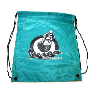 Vespa Motorsport Back Pack GREEN