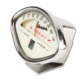 VESPA  DESKTOP CLAMSHELL CELSIUS THERMOMETER (605077M)