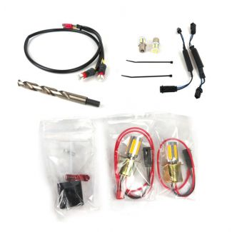 LED RUNNING LIGHT/REAR TURN SIGNAL KIT GTS/GTV/SUPER ABS
