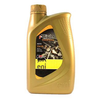 Agip/ENI 15W-50 Synthetic Oil 1 Liter