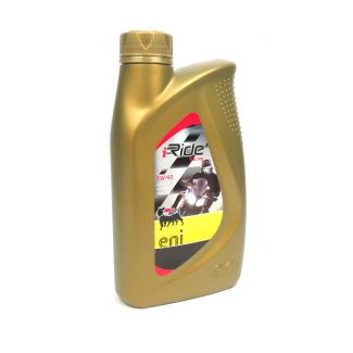 Agip-Eni Full Synthetic 5W40 Factory Oil for all 4T Vespa Scooters