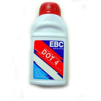 Brake Fluid EBC DOT4 8oz size