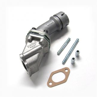 Polini Small Frame Manifold for 19mm Carb w/Reed