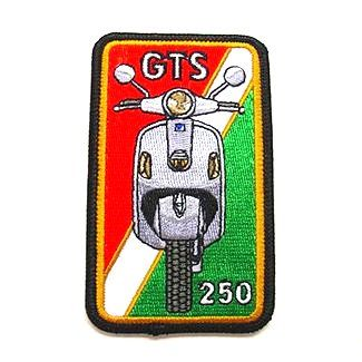 Vespa GTS Patch