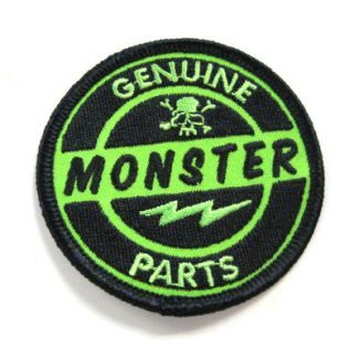 Genuine Monster Parts Patch