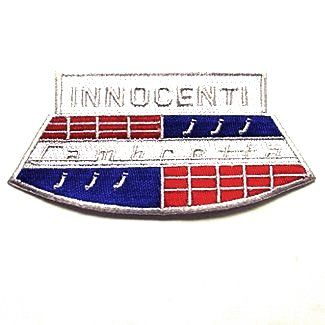 Inocenti Horn Cover Logo Patch