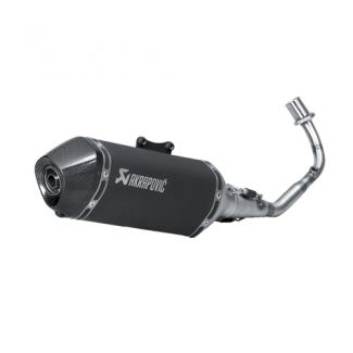 Akrapovic Performance Exhaust Pipe for Vespa Primavera 150 Sprint 150 3V Fly 946 (2014-2016)