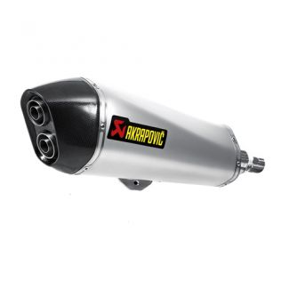 Akrapovic Performance Stainless Steel Exhaust for Piaggio MP3 400 500 BV 500