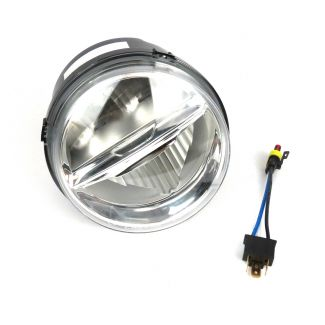 PRIMAVERA EURO LED HEADLIGHT KIT INCLUDES WIRING HARNESS (ORIGINAL EURO VESPA 1D002114)