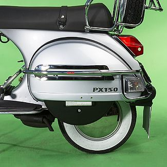 PX Rear Chrome Bars by Faco
