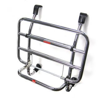 PX Front Rack, Fits Most Vintage Vespas