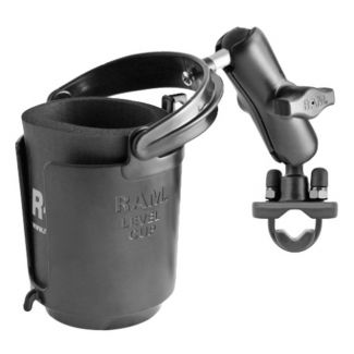 RAM CUP HOLDER INCLUDES U-BOLT MOUNT