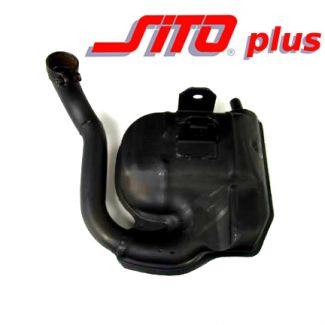Vespa P200E Sito Plus Performance Exhaust Pipe Muffler
