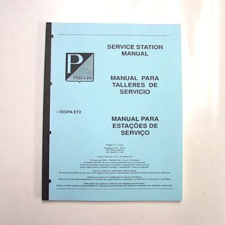 ET2 Workshop-Service Manual Piaggio