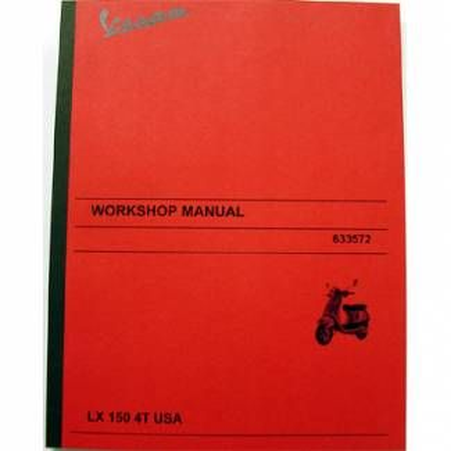 Workshop manual LX150