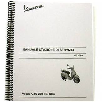 Service Manual GTS 250ie