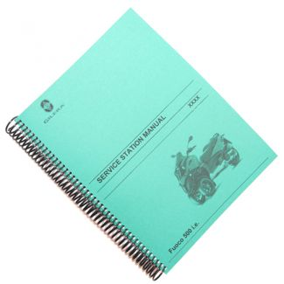 Service Manual - MP3 500
