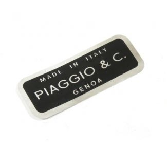 Piaggio and Co. Sticker