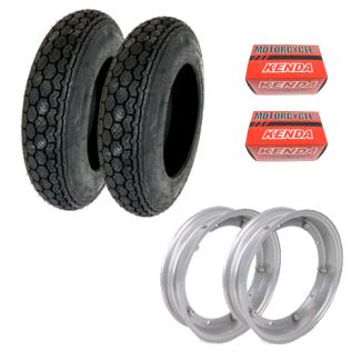 Deluxe Tire Kit **CONTINENTAL** P/PX/Sprint/GL/Rally