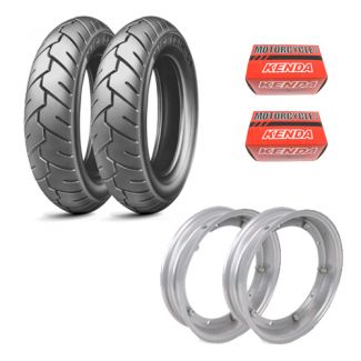 Deluxe Tire Kit **MICHELIN S1** P/PX/Sprint/GL/Rally