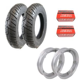 Deluxe Tire Kit **SHINKO** P/PX/Sprint/GL/Rally