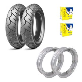 Deluxe Premium Tire Kit **MICHELIN S1** P/PX/Sprint/GL/Rally