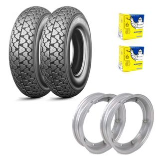 Deluxe Premium Tire Kit **MICHELIN S83** P/PX/Sprint/GL/Rally