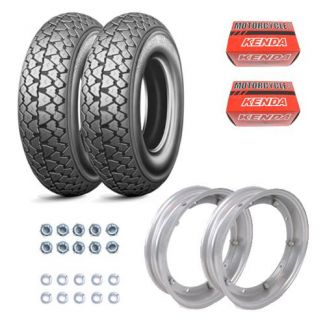 Deluxe Tire Kit **MICHELIN S83** P/PX/Sprint/GL/Rally