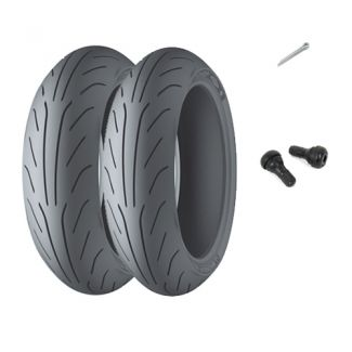 Front/Rear Tire Kit Vespa Sprint Michelin Power Pure