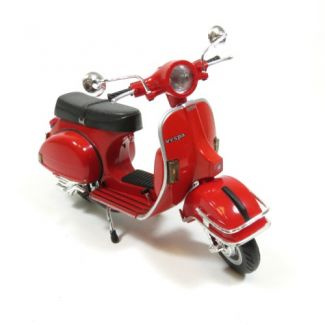 Vespa PX/Stella Scooter Toy 1:12 RED