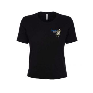 Vespa Motorsport Women's Retro Shop T-Shirt